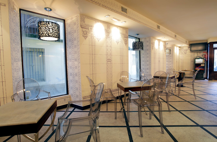 Bar Torno de Monjas Gastronomía de estilo clásico de moreandmore design Clásico