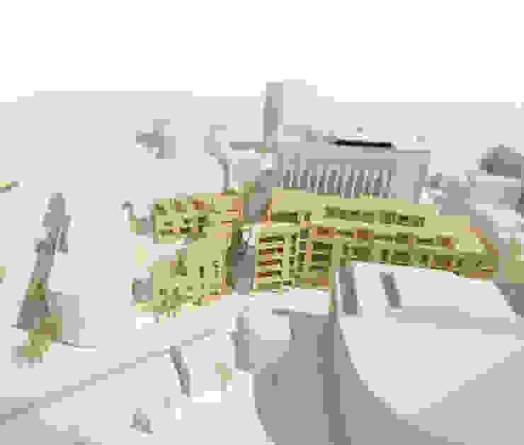 Ufford St Housing Modern houses by Platform 5 Architects LLP Modern