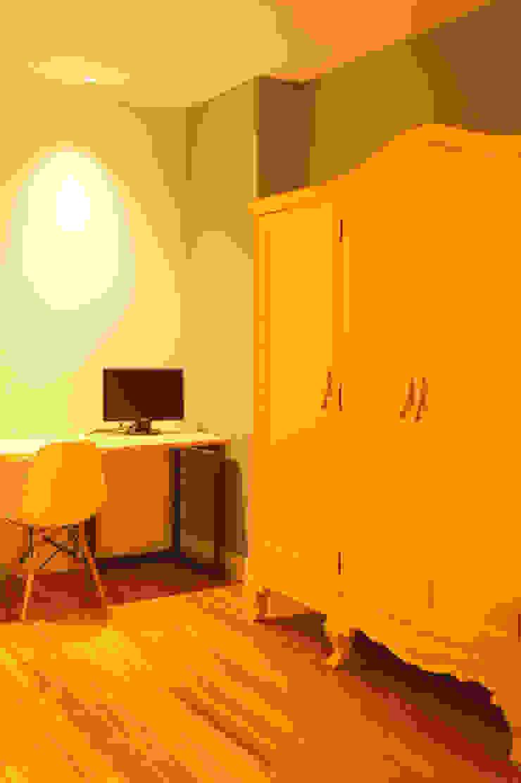 Sube Susaeta Interiorismo diseña y decora dormitorio Dormitorios de estilo moderno de Sube Susaeta Interiorismo Moderno