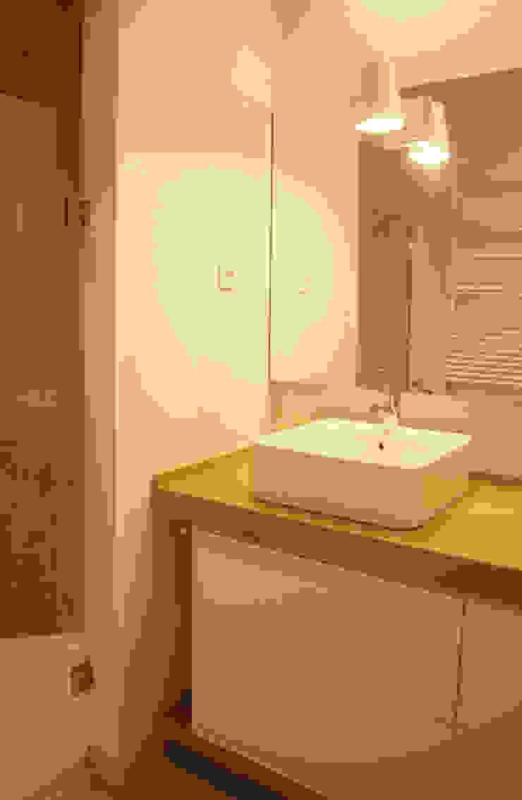 Sube Susaeta Interiorismo diseña y decora baño Baños de estilo minimalista de Sube Susaeta Interiorismo Minimalista