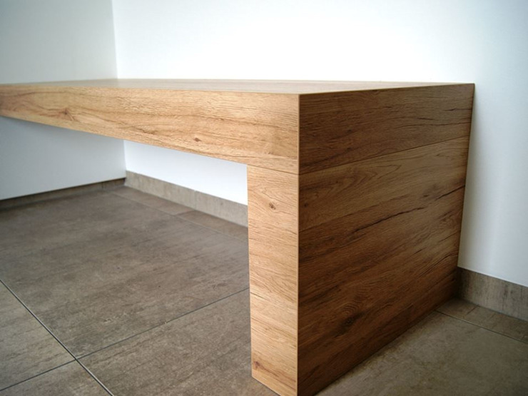 Vorzimmer EM krumhuber.design Moderner Flur, Diele & Treppenhaus