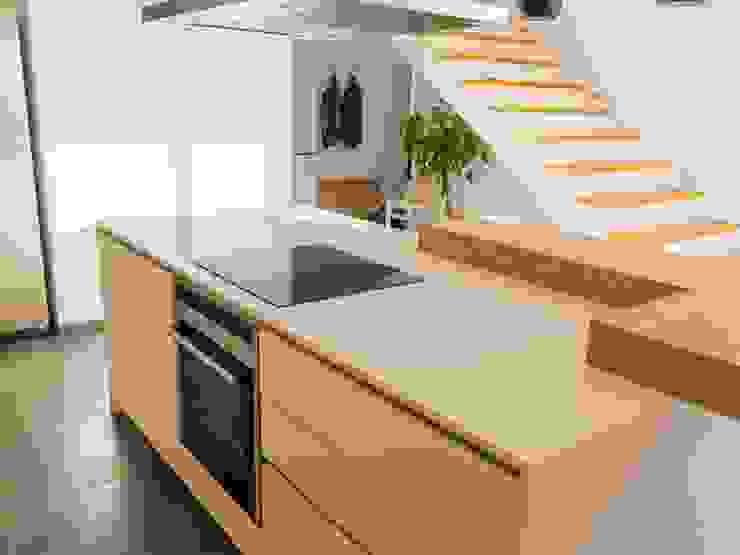 Küche WZ Moderne Küchen von krumhuber.design Modern