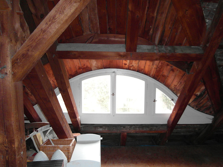 Bestand vor Umbaumaßnahme von Möhring Architekten