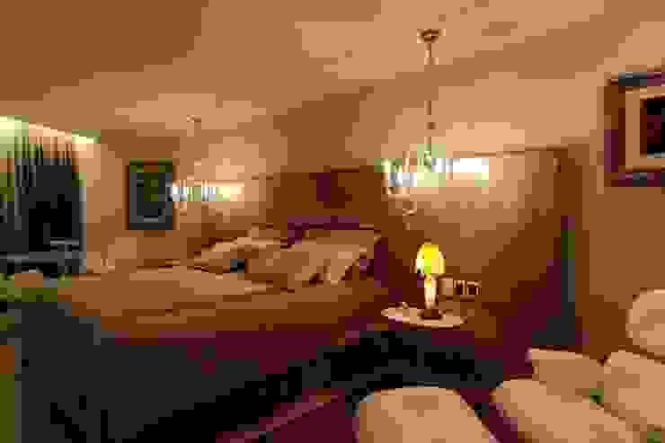 Apartamento Mucuripe Quartos clássicos por Carlos Otávio Arquitetura e Interiores Clássico