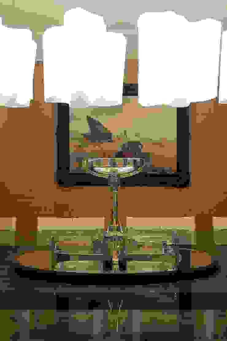 Apartamento Mucuripe Salas de jantar clássicas por Carlos Otávio Arquitetura e Interiores Clássico