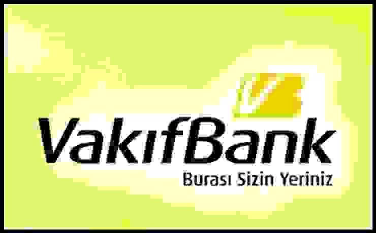 Vakıfbank Tekirdağ Şube Ortaköy Parke İç Dekorasyon Modern