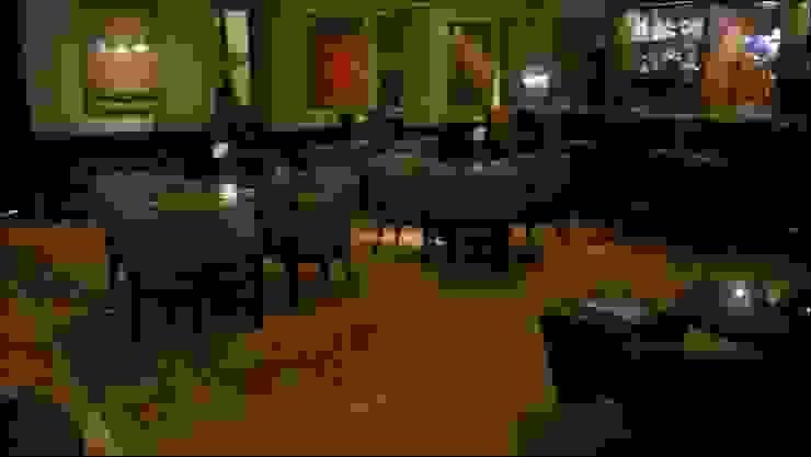 Four Seasons Hotel Lounge Bar Klasik Oteller Ortaköy Parke İç Dekorasyon Klasik