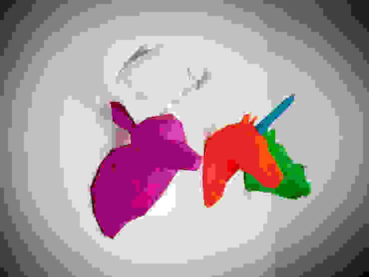 Projekty,   zaprojektowane przez Papertrophy, Eklektyczny