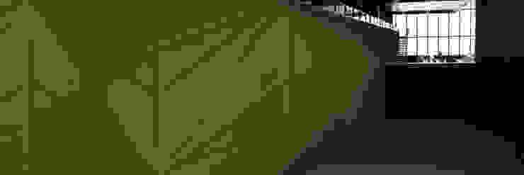 Muurbloem Design Studio_Collection Folds & Pleats_FoldedFabric_GR: modern  door Muurbloem Design Studio, Modern