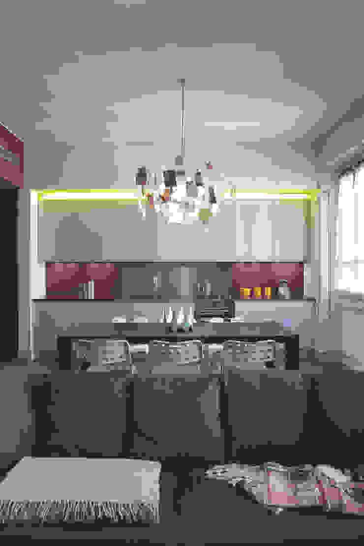Moderne keukens van Calvi Brambilla Modern