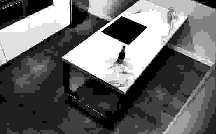 Cocinas Sebastián Bayona Bayeltecnics Design Cocinas de estilo minimalista