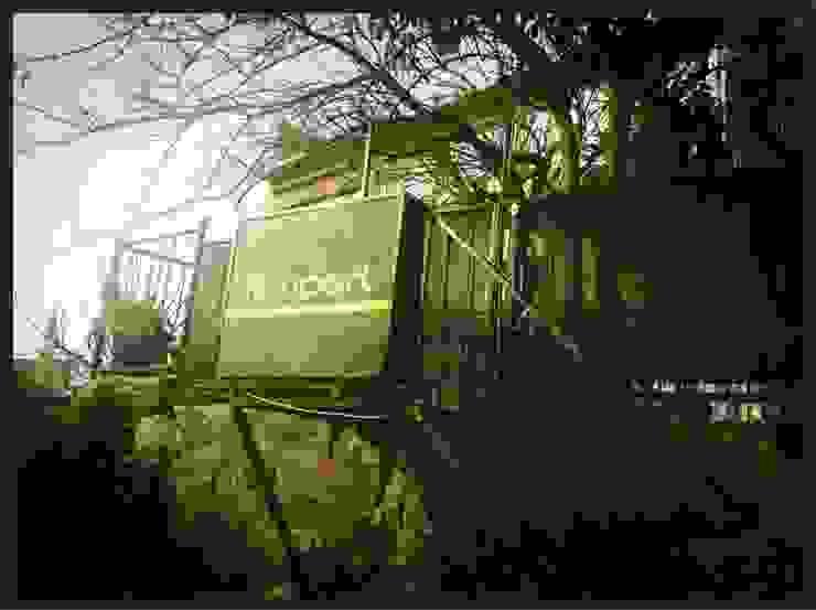 Filmport Production Ofis Çalışması Ortaköy Parke İç Dekorasyon Modern