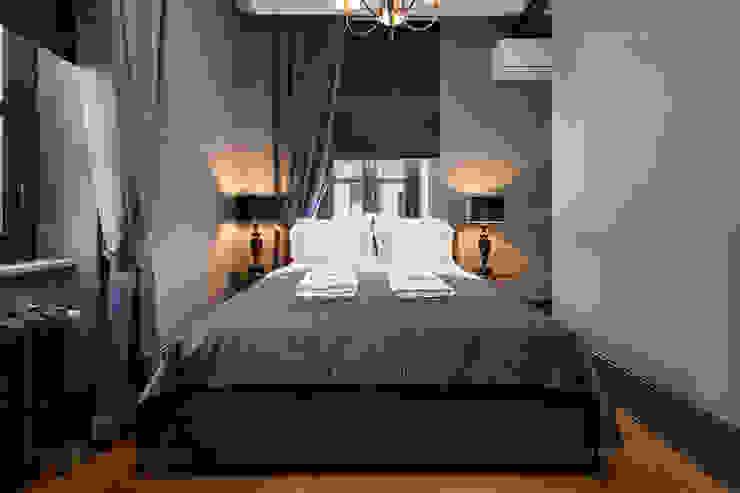 Balkon Residences Klasik Yatak Odası f12 Photography Klasik