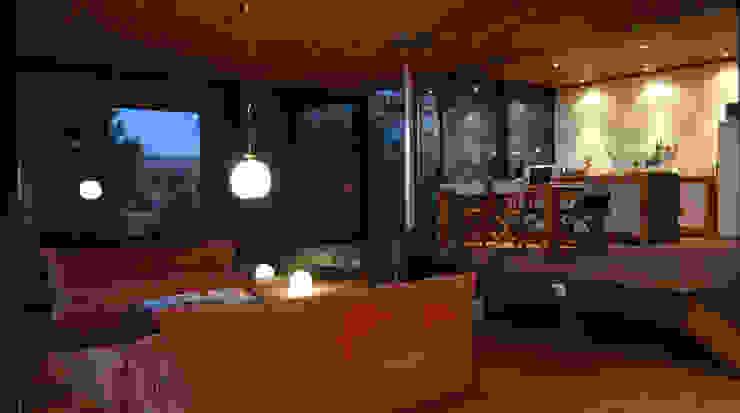 Das Wohnzimmer Minimalistische Wohnzimmer von scoopstudio Minimalistisch