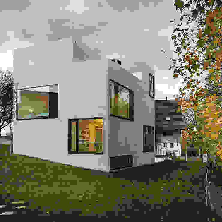 Wohn- und Atelierhaus Mühlestrasse, Edlibach Schweiz von amreinherzig