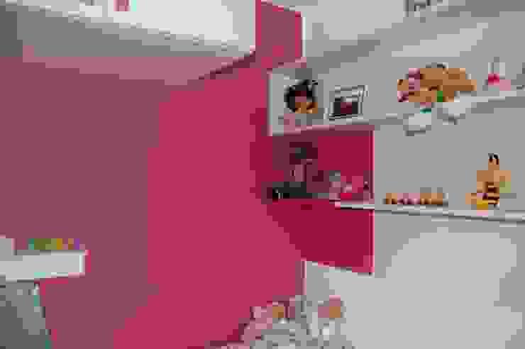 Dormitorios infantiles Dormitorios infantiles de estilo minimalista de Sebastián Bayona Bayeltecnics Design Minimalista