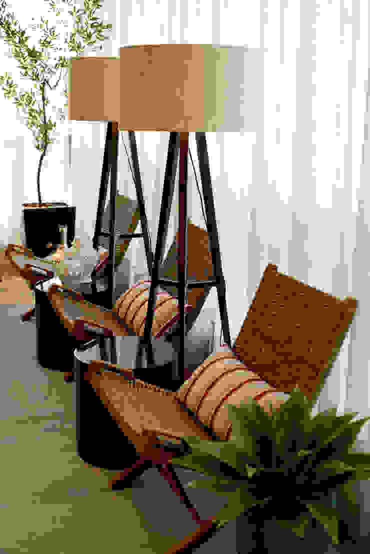 Descanso na cidade Salas de estar modernas por ArchDesign STUDIO Moderno