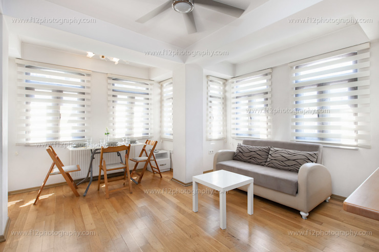 Bianco Residence Modern Oturma Odası f12 Photography Modern
