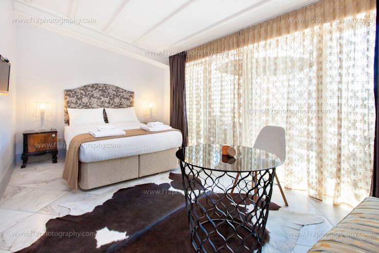 Eclectic style bedroom by f12 Photography Eclectic