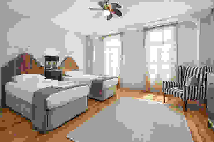 Chiconomy Suites Eklektik Yatak Odası f12 Photography Eklektik