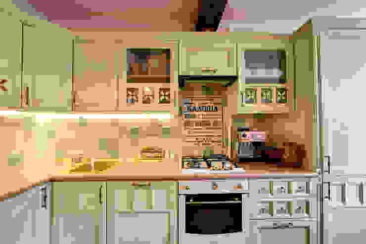 Rustic style kitchen by Порядок вещей - дизайн-бюро Rustic