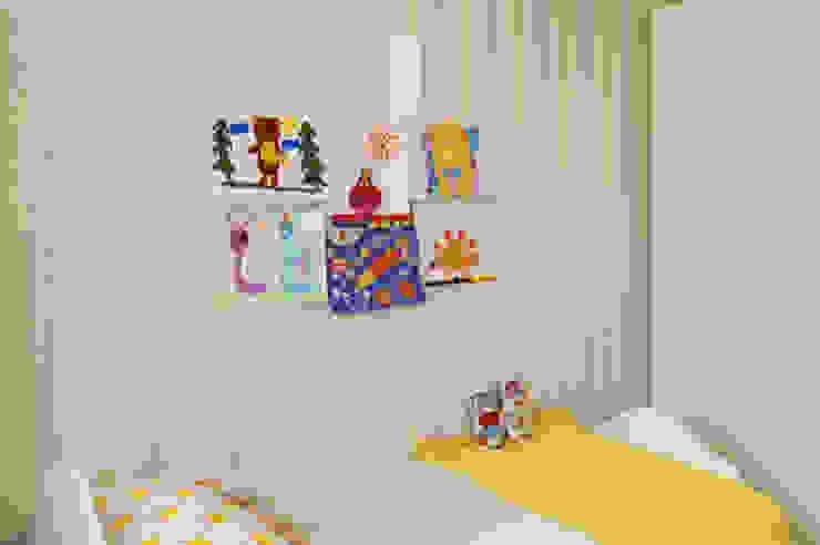 Яркая история Порядок вещей - дизайн-бюро Детские комната в эклектичном стиле