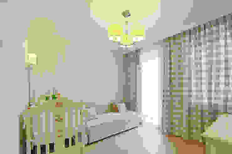 Невесомый дизайн Детская комнатa в стиле минимализм от Порядок вещей - дизайн-бюро Минимализм