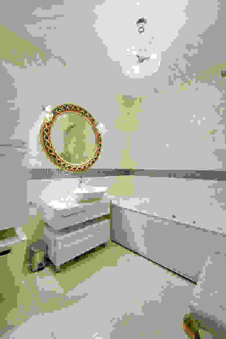 Невесомый дизайн Ванная комната в стиле минимализм от Порядок вещей - дизайн-бюро Минимализм