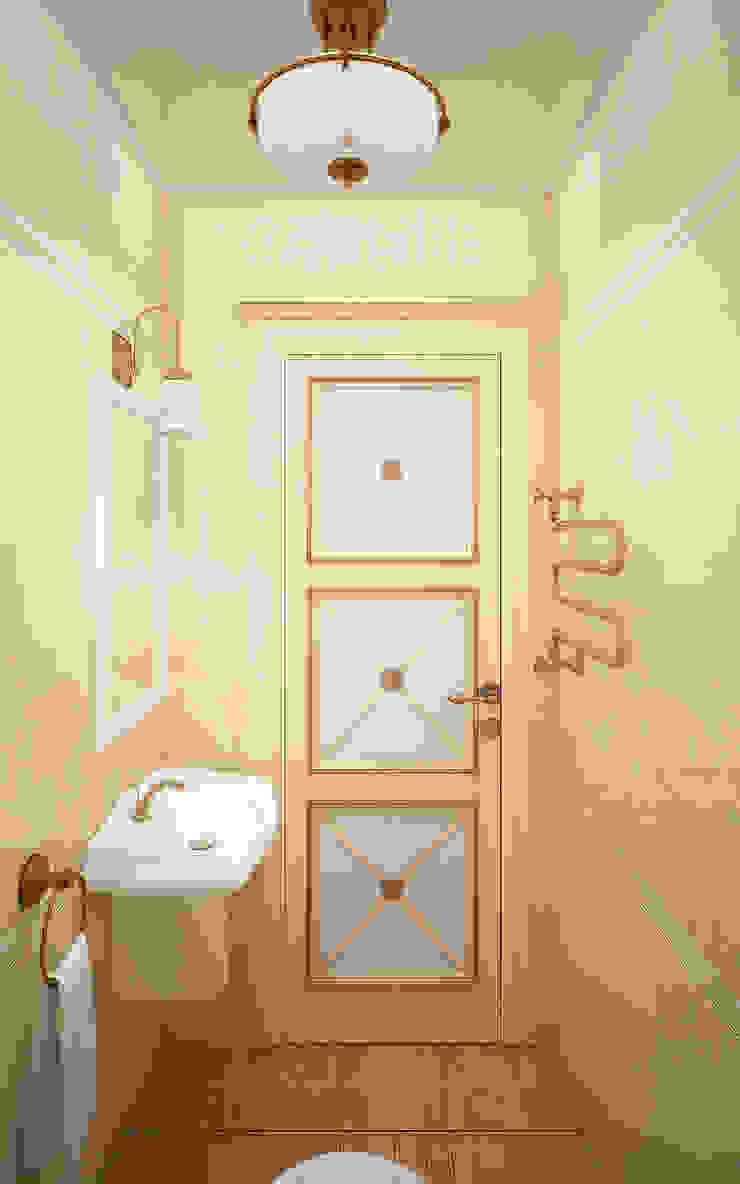 Квартира в Судаке в неоклассическом стиле Ванная в классическом стиле от Студия дизайна Interior Design IDEAS Классический