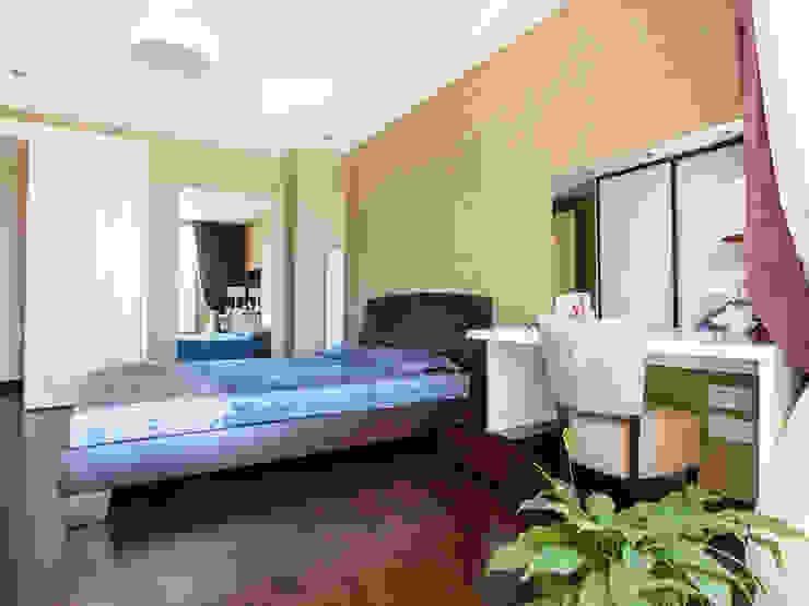 Спальня от PROTOTIPI architects