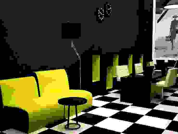lounge-зона от PROTOTIPI architects