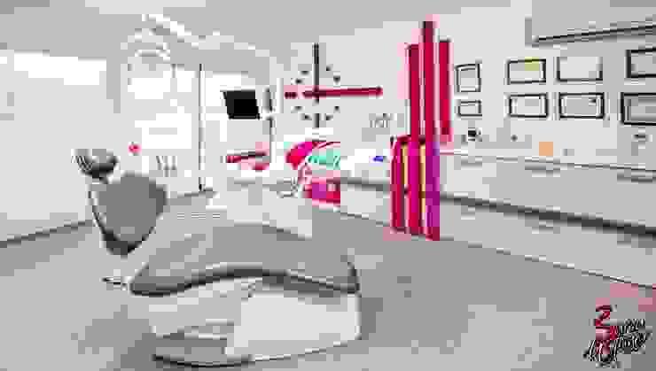 Serger Diş Kliniği Modern Klinikler Şölen Üstüner İç mimarlık Modern