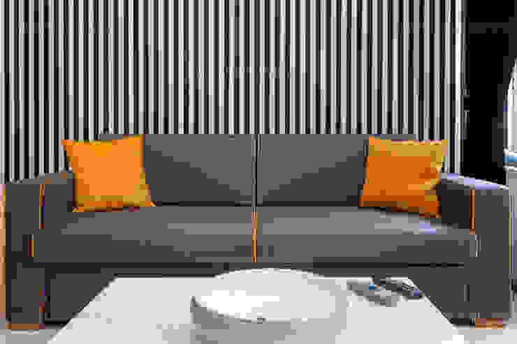 Galata Homes Modern Oturma Odası f12 Photography Modern
