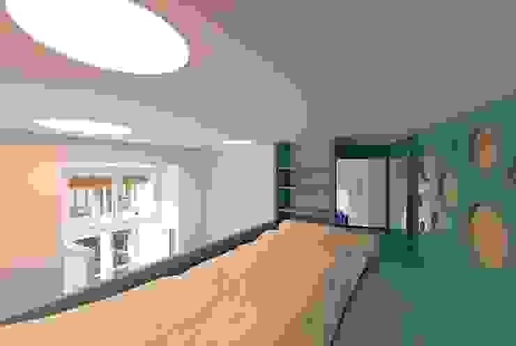 schlafplatz:   von 3rdskin architecture gmbh,Ausgefallen