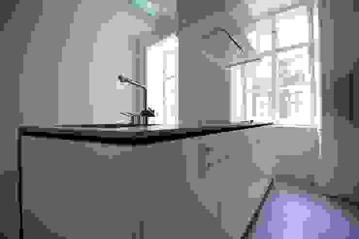 ...und danach:  Küche von 3rdskin architecture gmbh,Ausgefallen