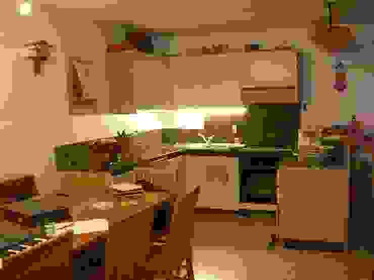 Cucina in muratura – Abano Terme (PD) di Simone Battistotti - SB design