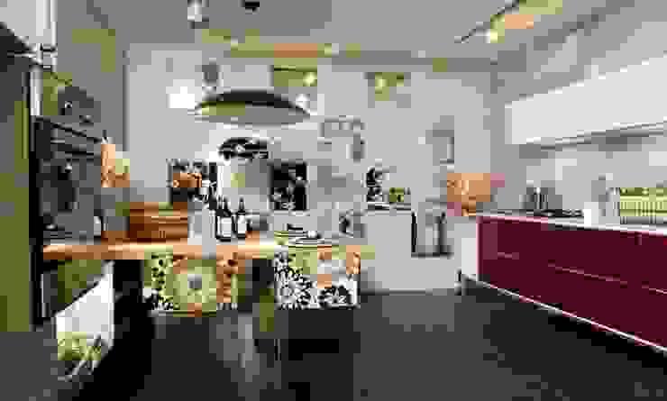 Le Cuisine - CASA NOVA 2009 (Foto Lio Simas) Cozinhas ecléticas por ArchDesign STUDIO Eclético