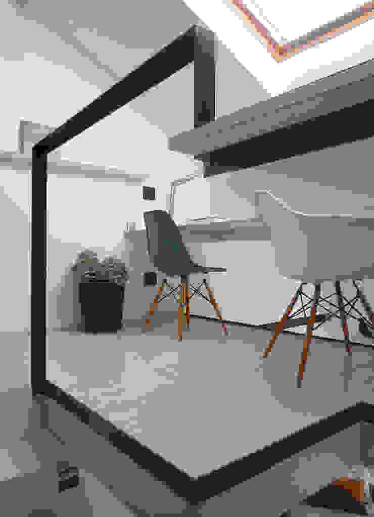 Dettaglio dello studio Studio minimalista di PLUS ULTRA studio Minimalista