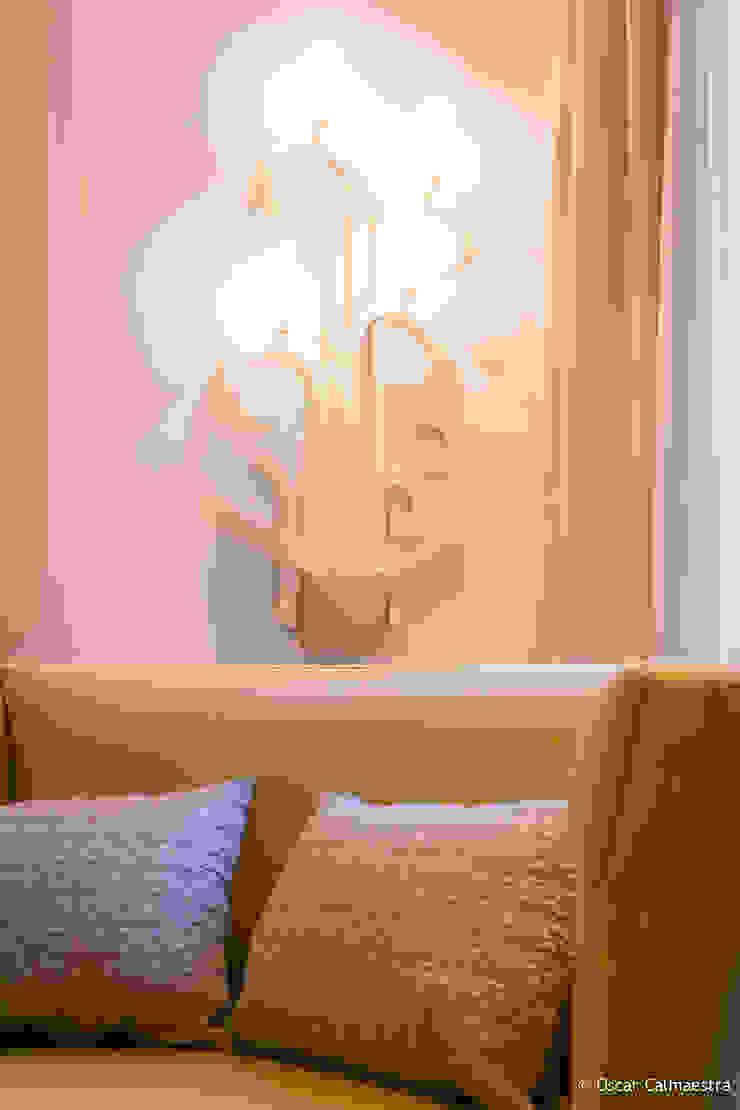 CasaDecor 2014 Madrid Diseño de ferias de estilo ecléctico de moreandmore design Ecléctico