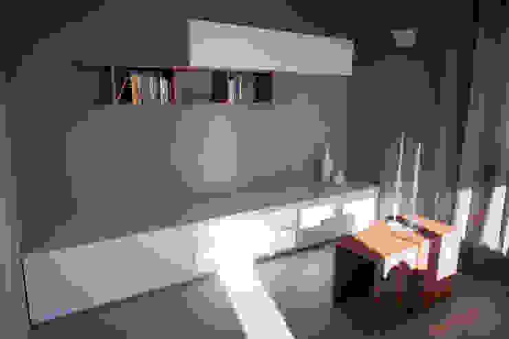 CASA GI Soggiorno moderno di marco.sbalchiero/interior.design Moderno