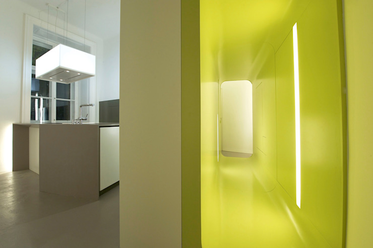 3rdskin architecture gmbh Dining roomLighting