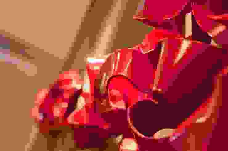 GOURMET ART - CASA COR 2012 - (Fotos Lio Simas) Cozinhas ecléticas por ArchDesign STUDIO Eclético