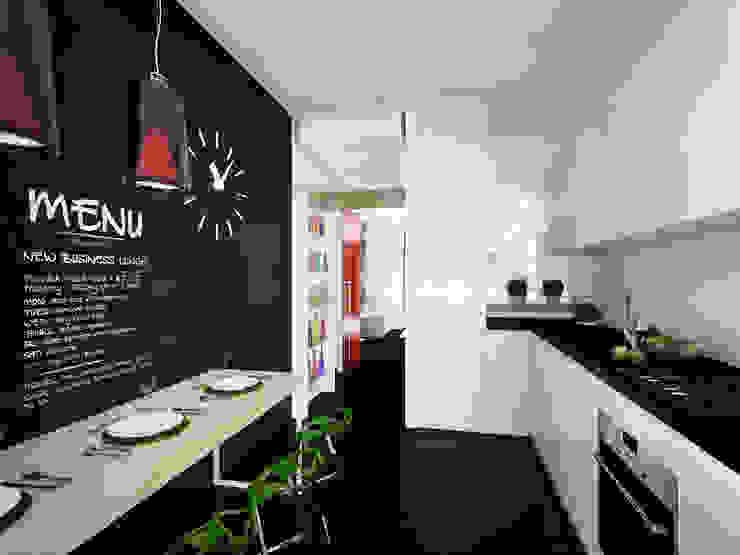 Cucina Cucina minimalista di Graziella Fittipaldi Architetto Minimalista