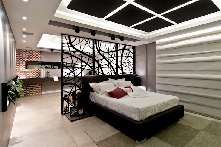 Bedroom by ArchDesign STUDIO, Eclectic