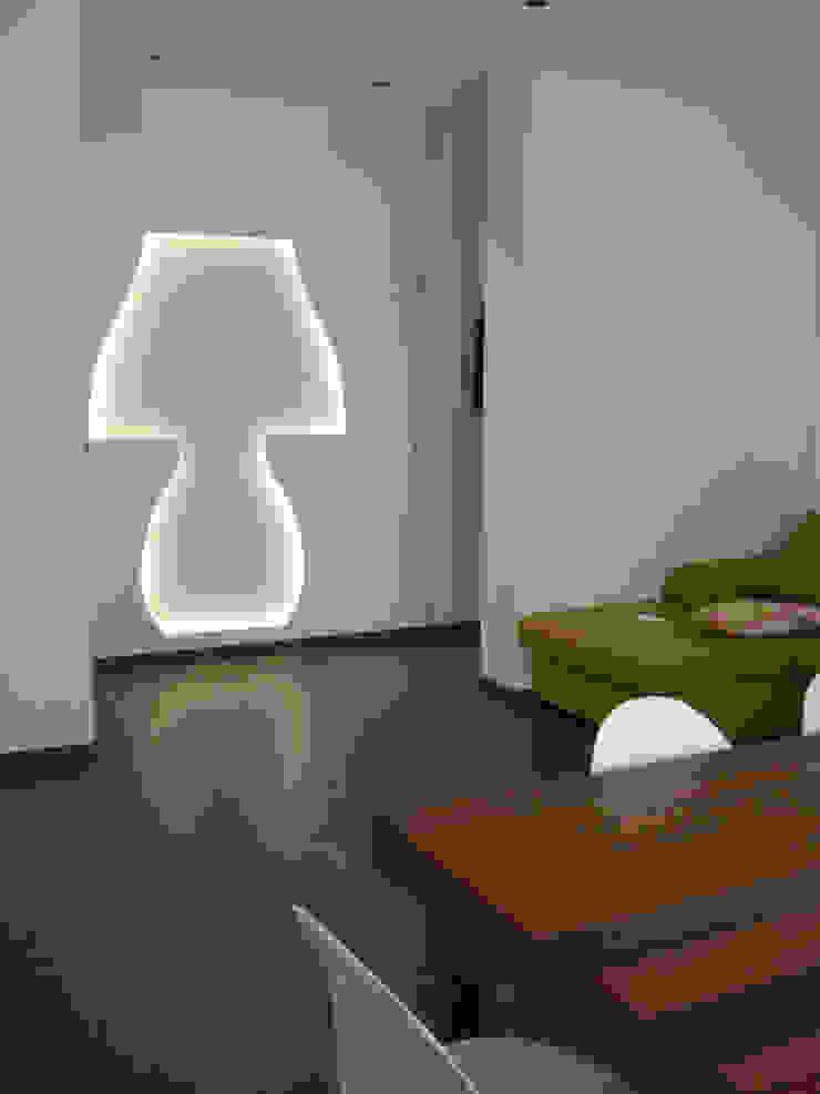 architetto Case moderne di Mini Studio Moderno