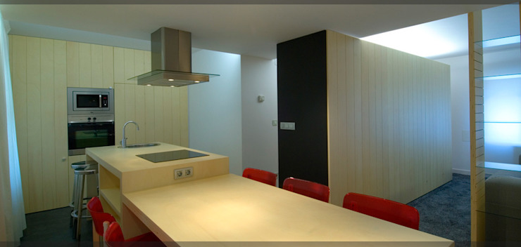 Cozinhas modernas por Estudio TYL Moderno