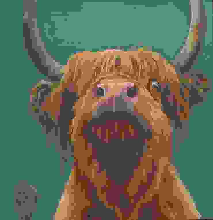 'the Highland way': modern  by Thuline, Studio-Gallery, Modern
