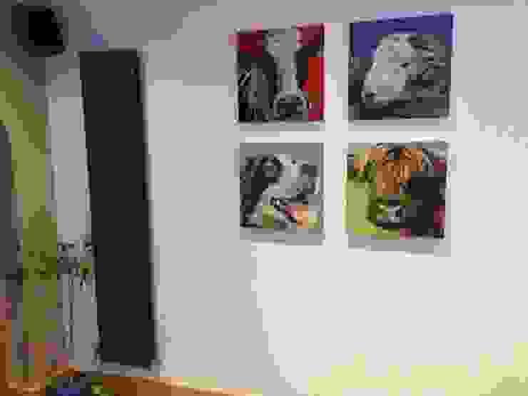 4 animal prints: modern  by Thuline, Studio-Gallery, Modern