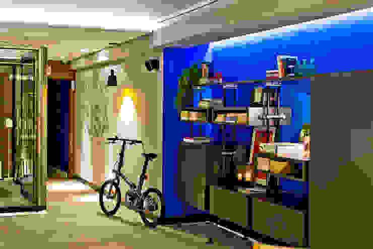 OFFICE URBANO - CASA COR 2014 (Fotos Lio Simas) Edifícios comerciais ecléticos por ArchDesign STUDIO Eclético