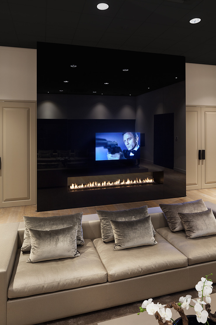Boley Living roomFireplaces & accessories